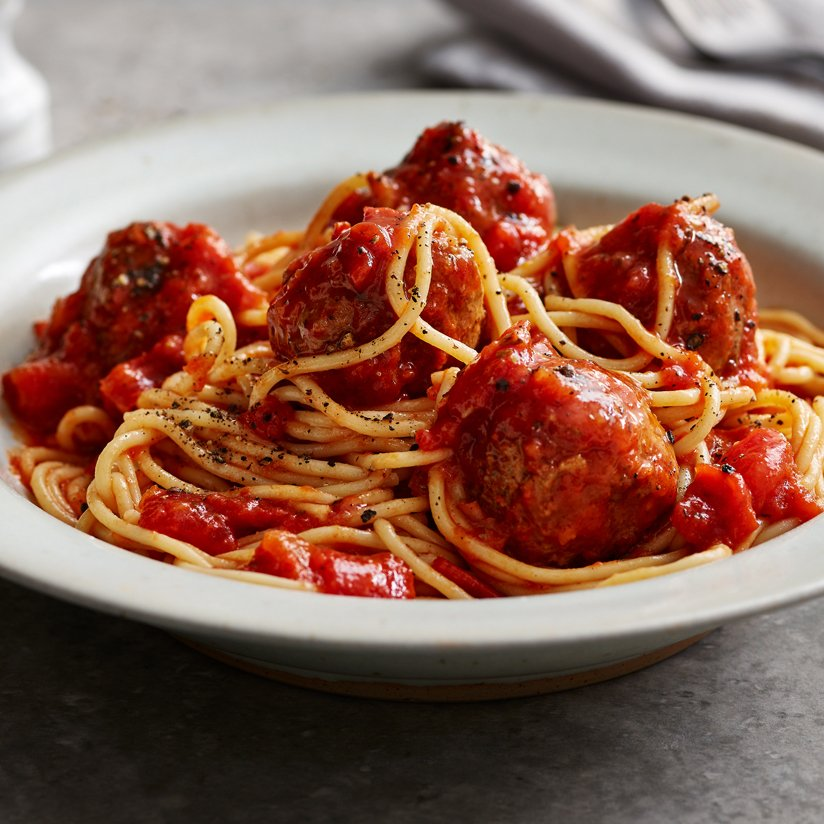 @BBCFood: Never not interested spaghetti and meatballs 😄 https://t.co/gU2WklWpQx https://t.co/wfldNhb5gC