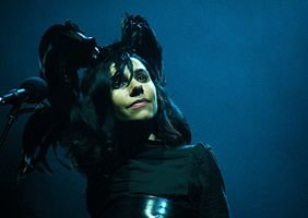 Happy Birthday to PJ Harvey! First caught her live show after \Rid Of Me\ came out in 93\.