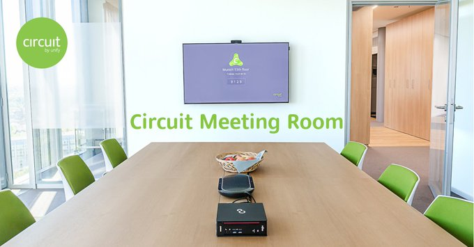 Circuit Meeting Room extends #virtual meetings to the physical space. With this sprint,...