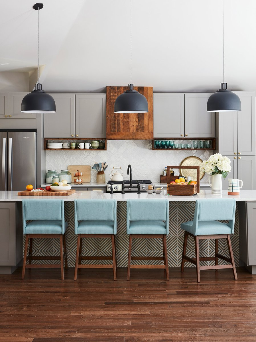 Attrayant Check Out The Other Kitchen Collections Under Our Thoughtful Living Décor  Trend At Http://www.cabinetstogo.com/2018 Fkms Trends Airy Nest  U2026.pic.twitter.com/ ...
