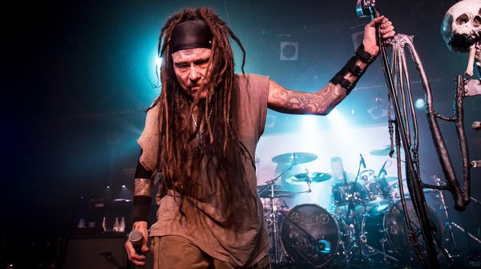 Happy Birthday dear Al Jourgensen!