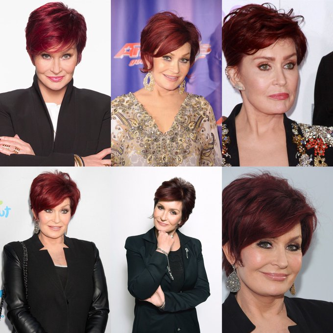 Happy 66 birthday to Sharon Osbourne . Hope that she has a wonderful birthday.