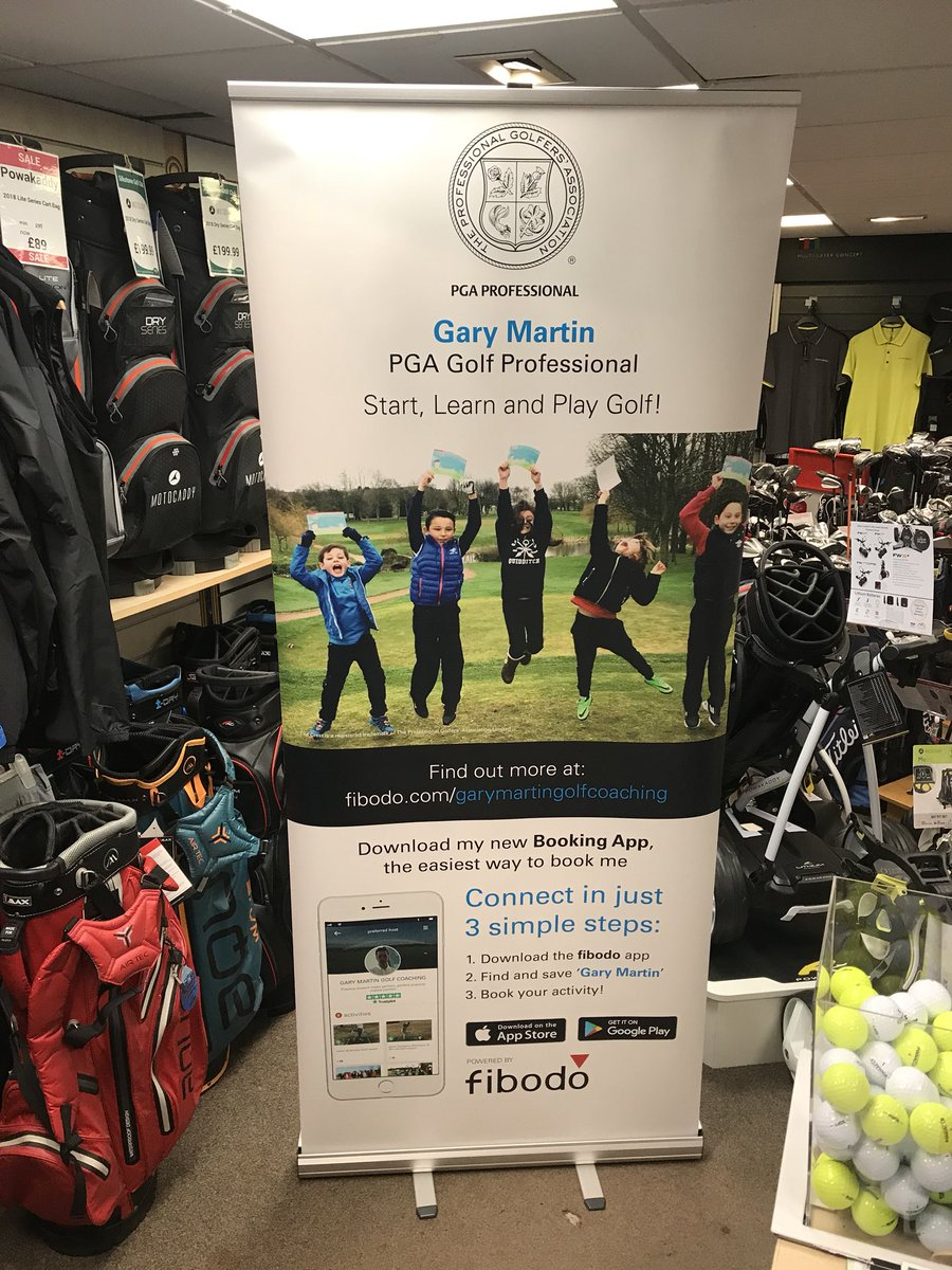 Gary Martin Golf Coaching on Twitter: