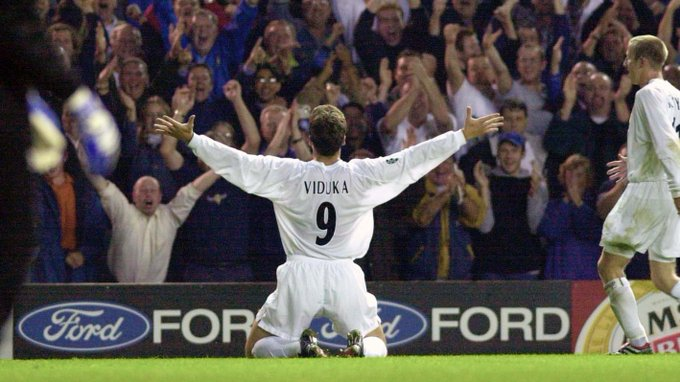 Happy birthday Mark Viduka!!  Ini orang pas di Leeds & Middlesbrough ngeri banget sih