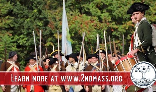 Come join us we are always looking for new recruits! #2ndmass #reenactment #massachusetts #patriots https://t.co/394KSvtKRD