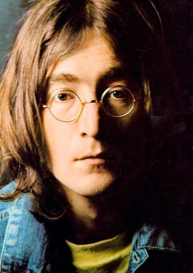 Happy birthday to John Lennon. A true inspiration to me and many many other people all around the world!x