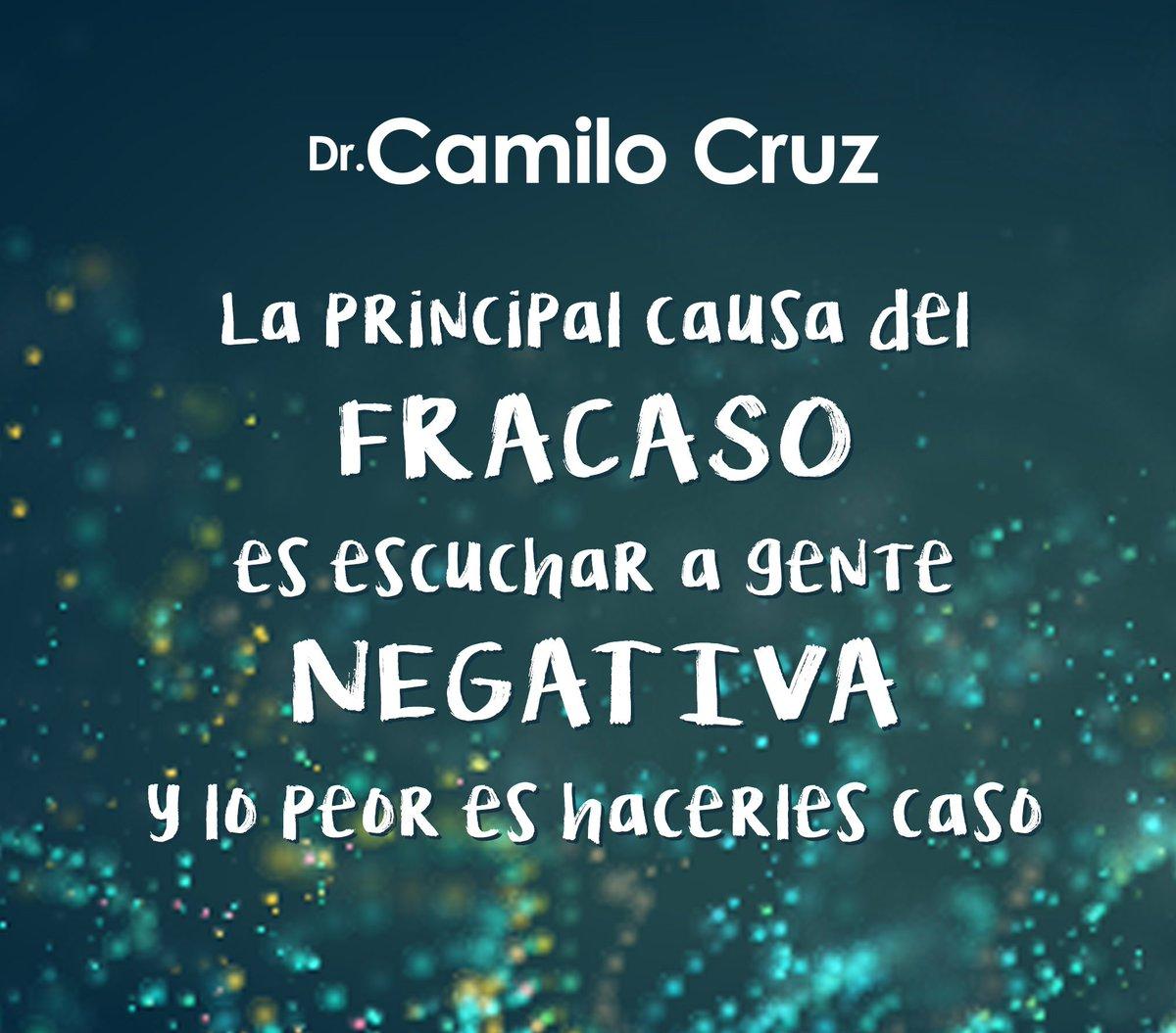 Camilo Cruz On Twitter La Principal Causa Del Fracaso Es