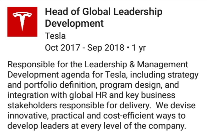 Global definition of leadership