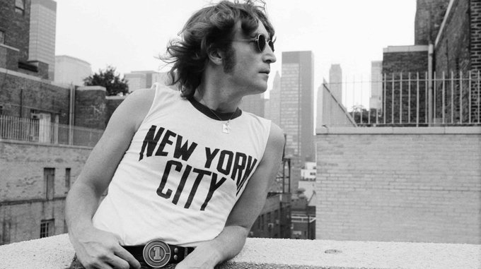 Happy Birthday To John Lennon Who Would Have Been 78 Today!