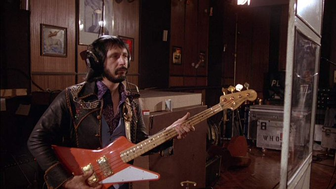 Happy birthday to John Entwistle of the Who.