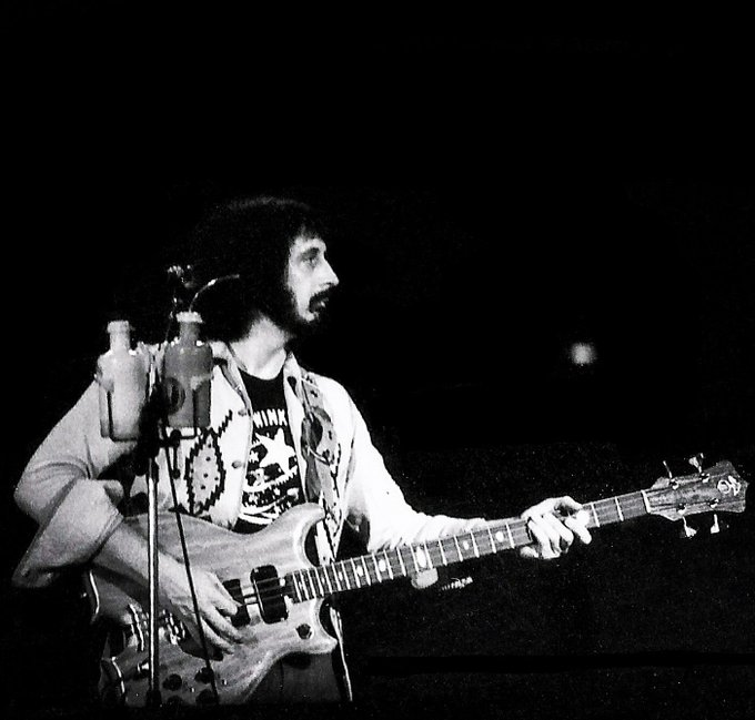 Happy Birthday John Entwistle.