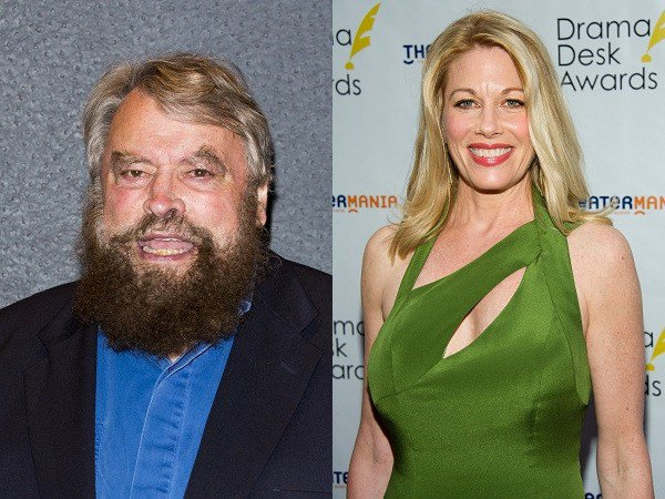 October 9: Happy Birthday Brian Blessed and Marin Mazzie