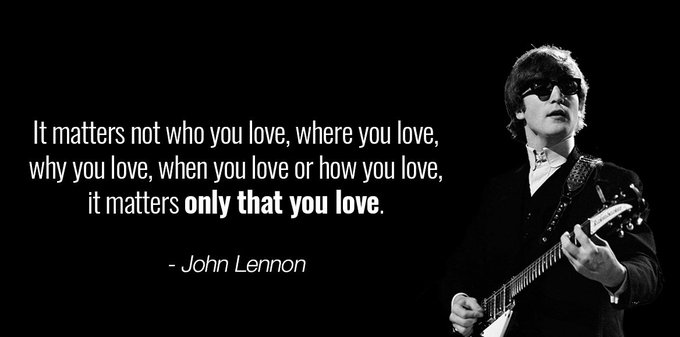 Happy Birthday John Lennon  (1940-1980)