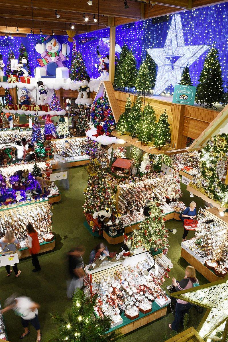 Bronners Christmas.Bronner S Christmas On Twitter Thank You It S Because Of