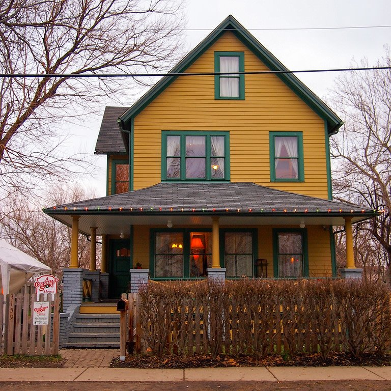1 reply 10 retweets 34 likes - Christmas Story House Cleveland
