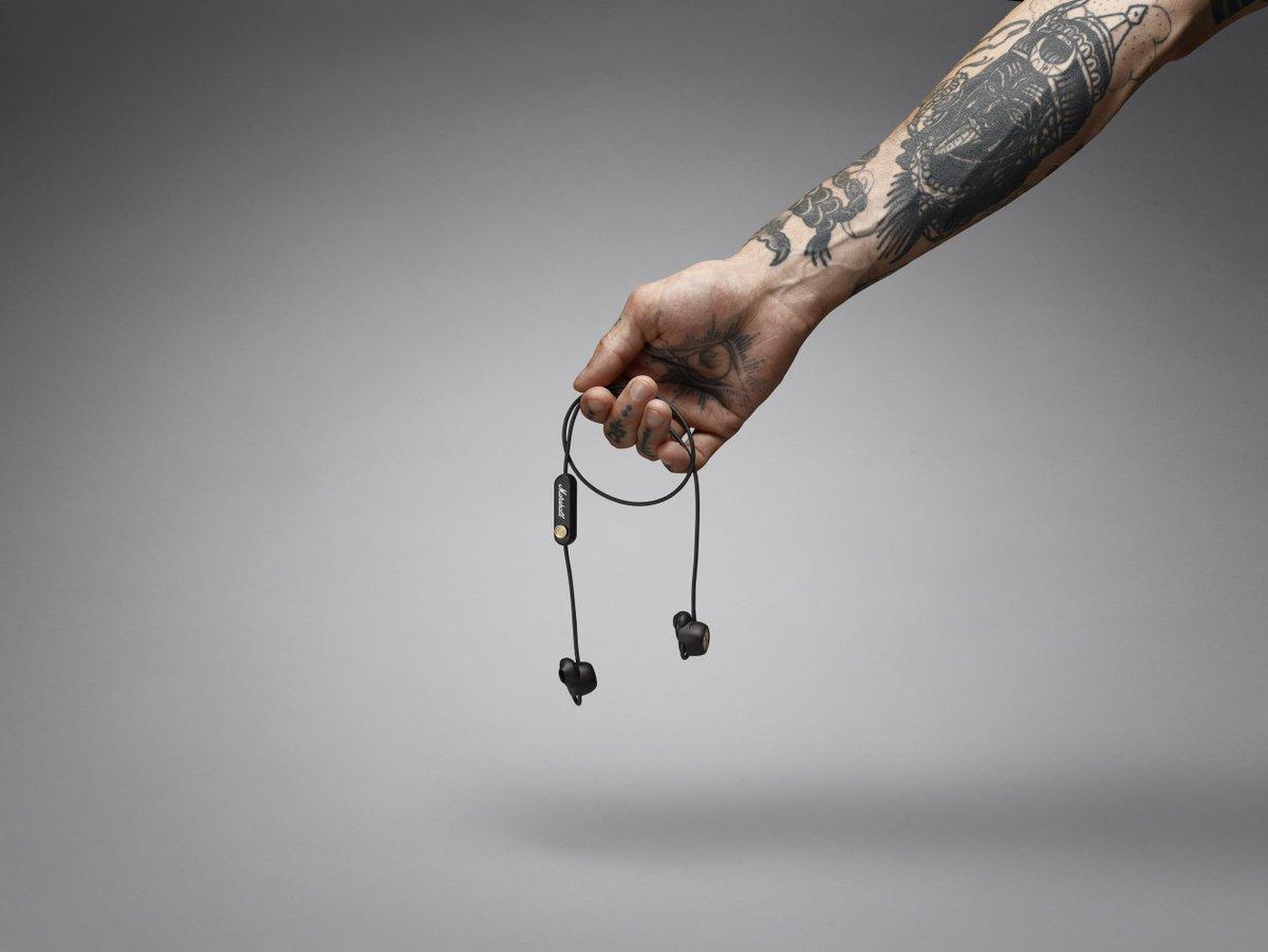 Marshall announces Minor II Bluetooth in-ear wireless headphones