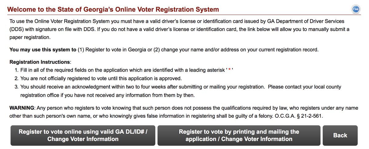 changing georgia drivers license address
