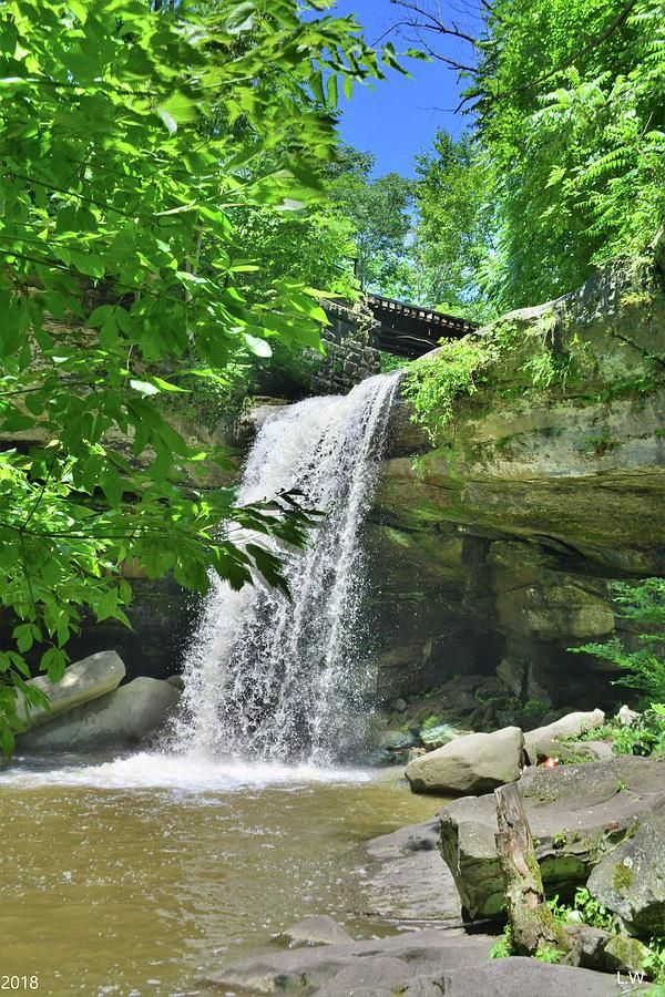 Buttermilk/homewood Falls Beaver Falls Vertical by Lisa Wooten  https:// buff.ly/2C82S8W  &nbsp;   <br>http://pic.twitter.com/wGaozWntr0