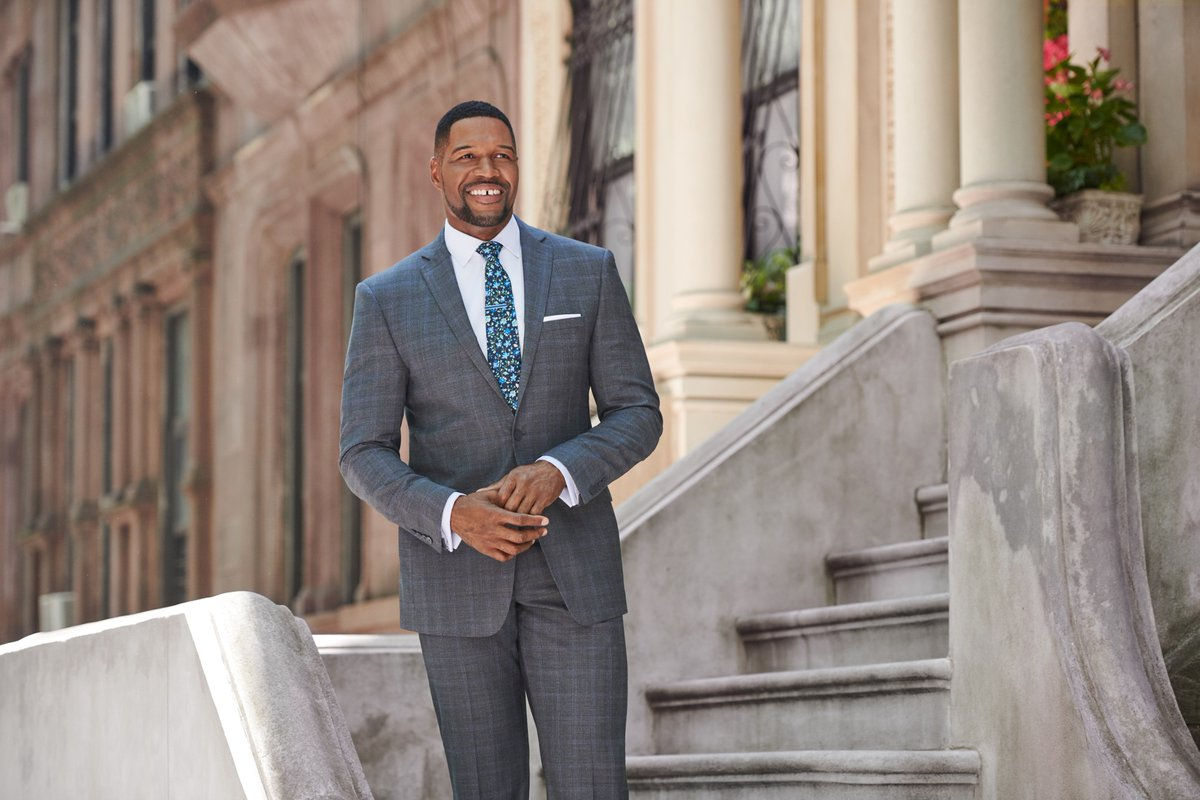 Michael Strahan On Twitter When You Look Good You Feel Good