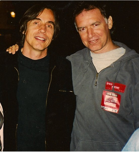 Happy Birthday to Jackson Browne!