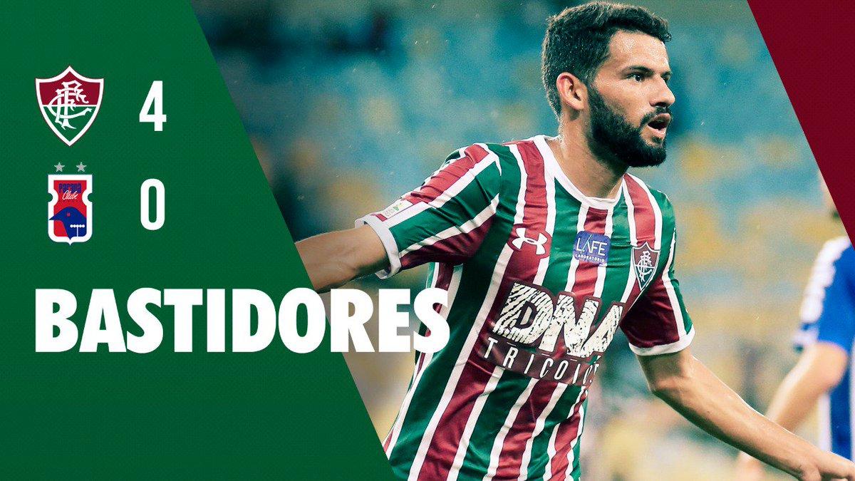Fluminense F.C. on Twitter