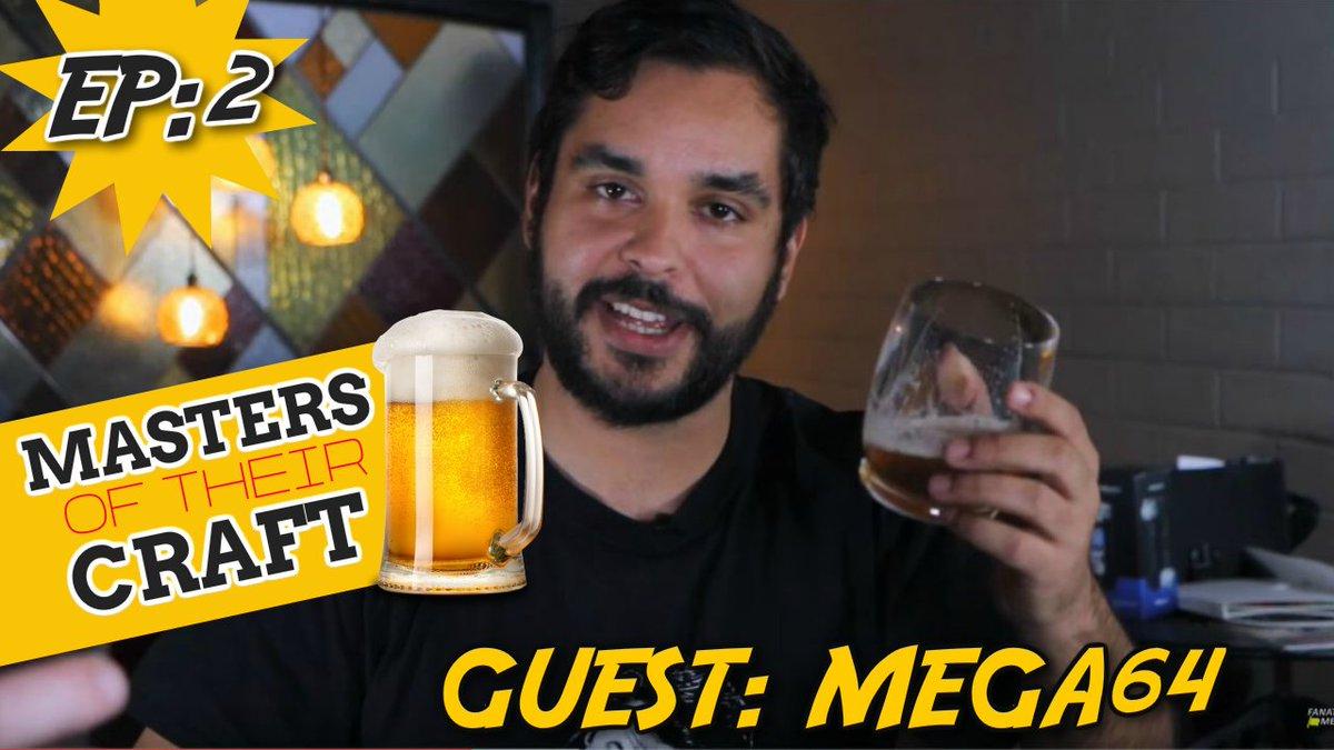 YouTuber Mega64 is Drunk on Half Life 3 | Masters Of Their Craft https://t.co/mDoljU5tDR #craftbeer #beer #humor