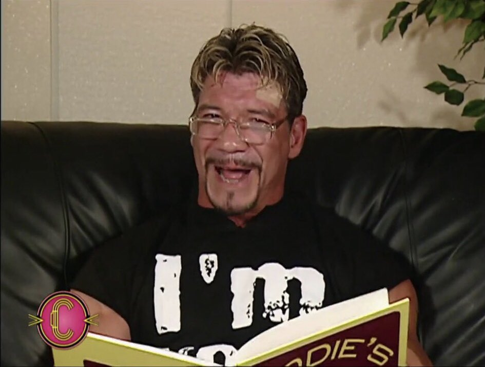 Happy birthday to a legend we lost far too soon. What s your favorite Eddie Guerrero moment?