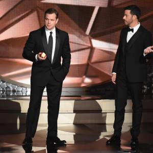 Time: Kimmel Wished His Enemy Matt Damon a Happy 60th Birthday...  Kimmel