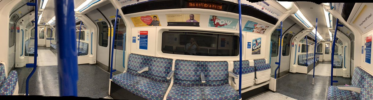 DpF0THNXgAEvvlv - The Victoria Line's really big 50th birthday!