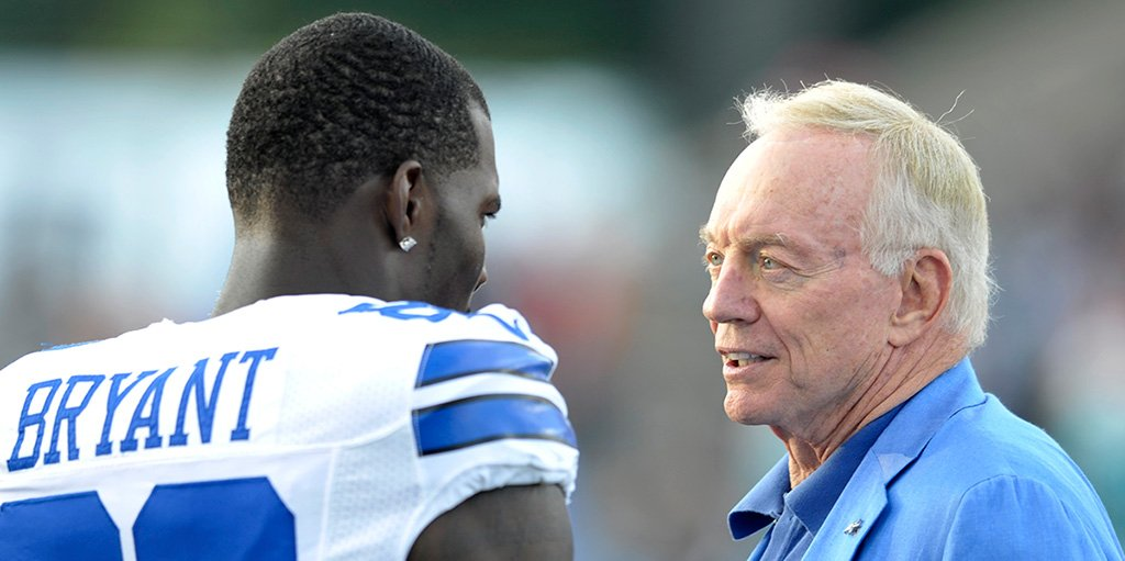 Jerry Jones: Cowboys haven&#39;t had true No. 1 WR for several years  http://www. nfl.com/news/story/0ap 3000000972312/article/jones-cowboys-havent-had-true-no-1-wr-for-years?campaign=Twitter_atn &nbsp; … <br>http://pic.twitter.com/QlGWRW7wMa