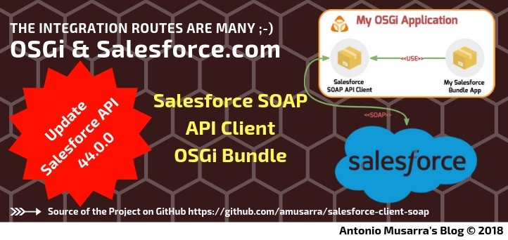 Soap Api Salesforce