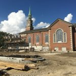 Image for the Tweet beginning: St James Church Renovations.