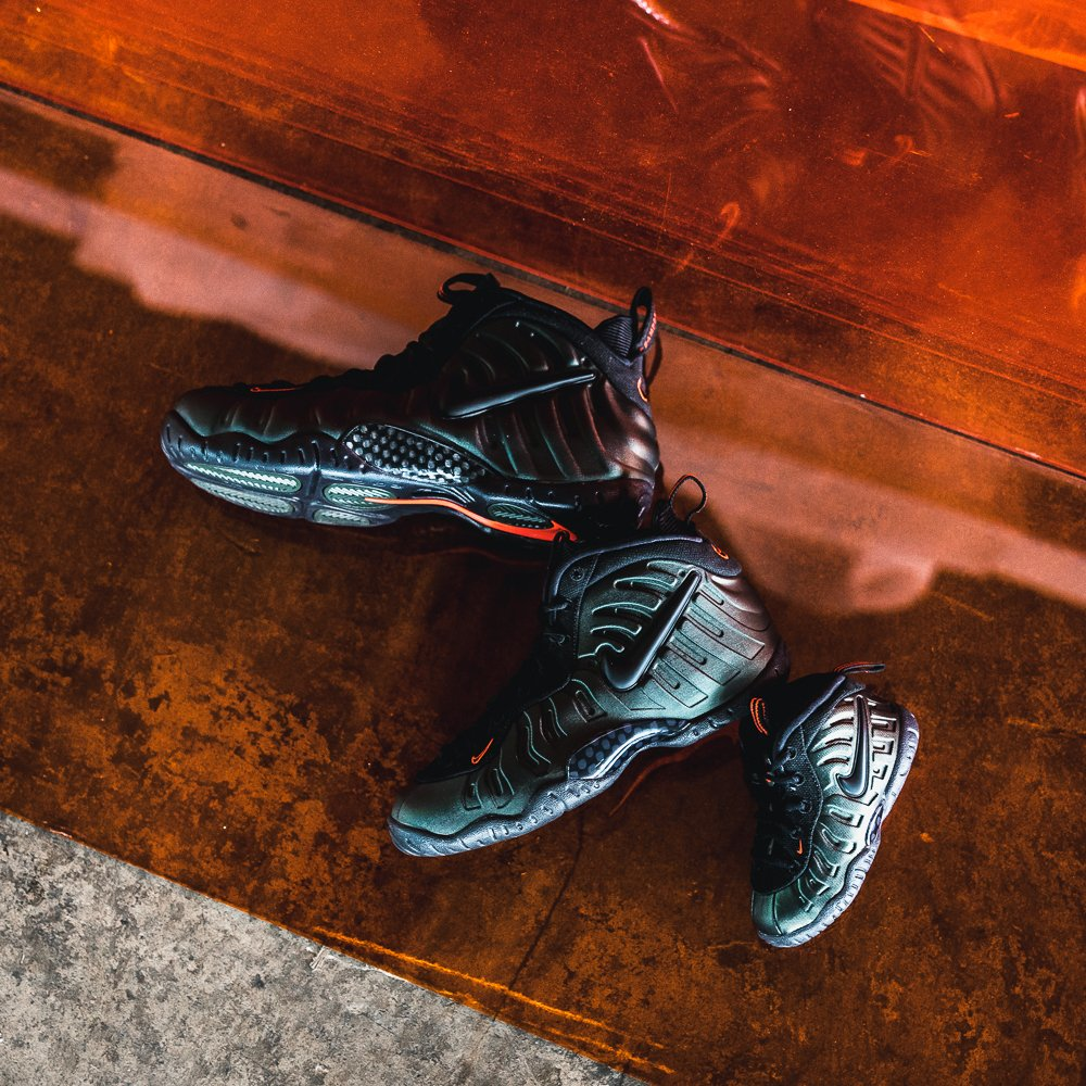 e5341983313 ... good kicksusa on twitter sequoia nike foamposite pro now available  online and in stores sequoia foamposite