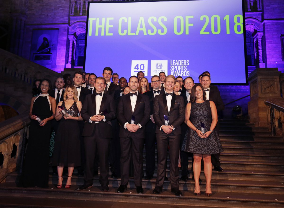 Massive congratulations to this year&#39;s Leaders Under 40 Awards Class of 2018 #LSA18 #LeadersWeek <br>http://pic.twitter.com/3oPEALF0E2