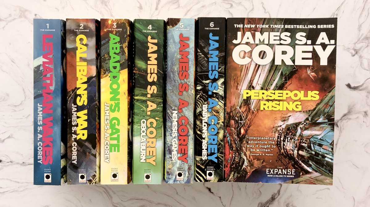 Orbit Books On Twitter Persepolis Rising By Jamessacorey Is Now Available In Trade Paperback Us Https T Co 3byotqryhp Uk Https T Co Gd207owegu Complete Your Collection Of The Bestselling Series That Inspired Theexpanse Tv Show Https T Co