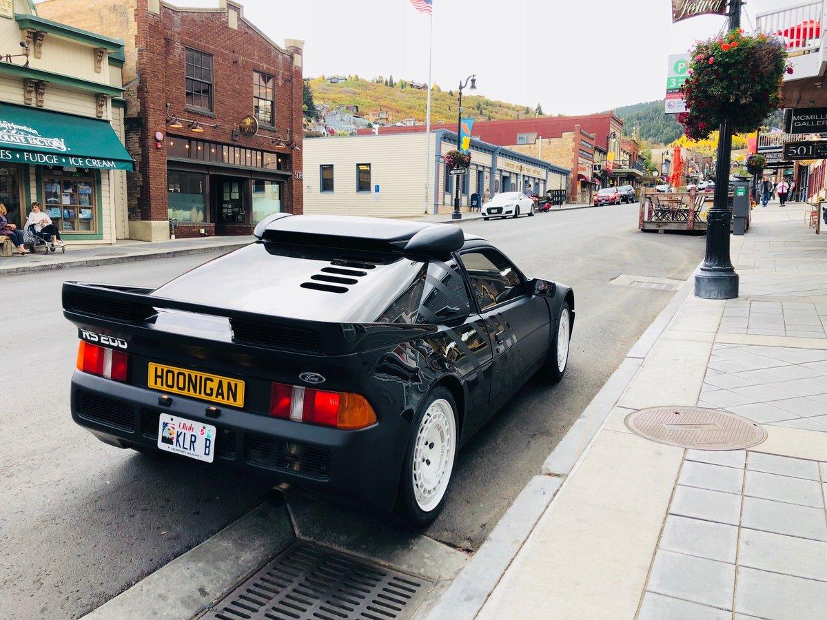 Ken Block On Twitter Favorite Car In My Town