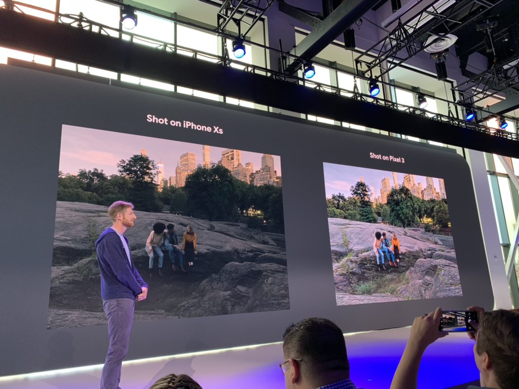 Google's Pixel 3 and 3 XL are cameras first, phones second, and it shows