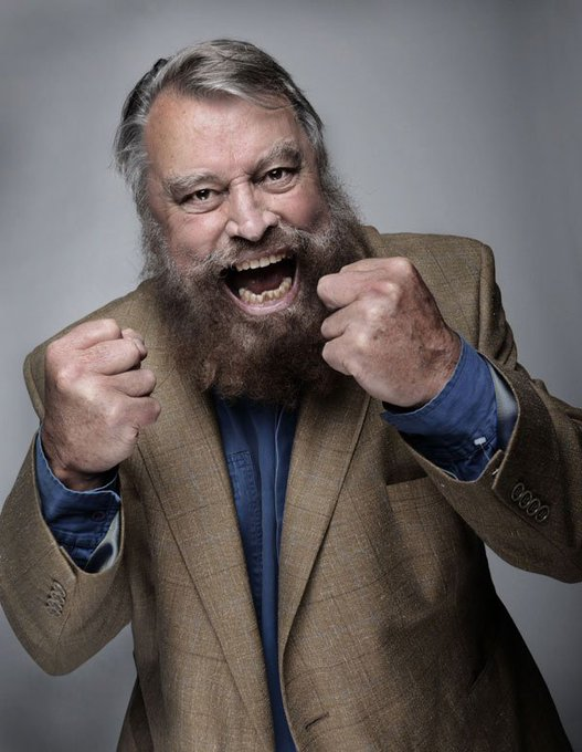 Happy birthday to Brian Blessed