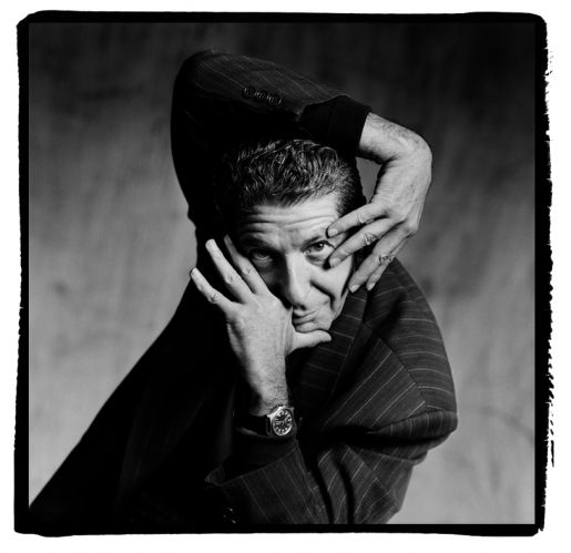 There is a crack in everything. And that&#39;s where the light comes in.        [ Leonard Cohen ]               Ph: Guido Harari <br>http://pic.twitter.com/GZ3PrSCYwz