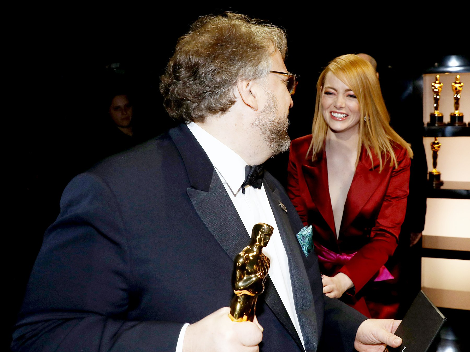 Happy birthday to the incredibly talented and wonderful inspiration, Guillermo Del Toro!