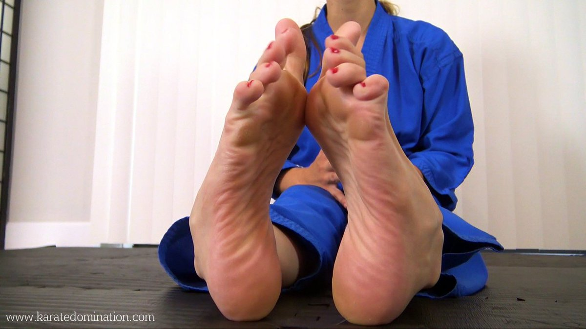 fut-karate-fetish