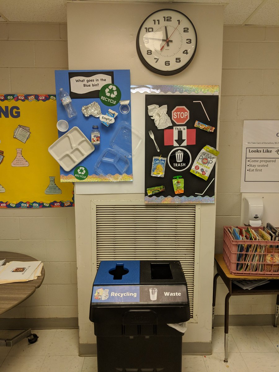 Not sure what you should recycle and what goes in the trash? Thanks to our wonderful wellness committee all your questions are answered! <a target='_blank' href='http://twitter.com/APSlunchrocks'>@APSlunchrocks</a> <a target='_blank' href='http://twitter.com/OakridgeConnect'>@OakridgeConnect</a> <a target='_blank' href='http://search.twitter.com/search?q=recycle'><a target='_blank' href='https://twitter.com/hashtag/recycle?src=hash'>#recycle</a></a> <a target='_blank' href='https://t.co/nFoOdq8P25'>https://t.co/nFoOdq8P25</a>