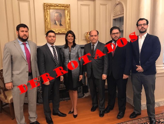 TecnologíaAlServicioDelPueblo - Venezuela un estado fallido ? DpFFRr_XcAA6q1Y