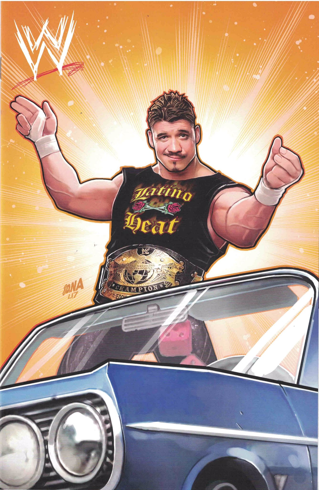 Happy birthday to the late great Eddie Guerrero! Gone but NEVER forgotten.