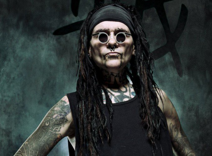 Happy 60th birthday to the one and only Al Jourgensen of Ministry today!