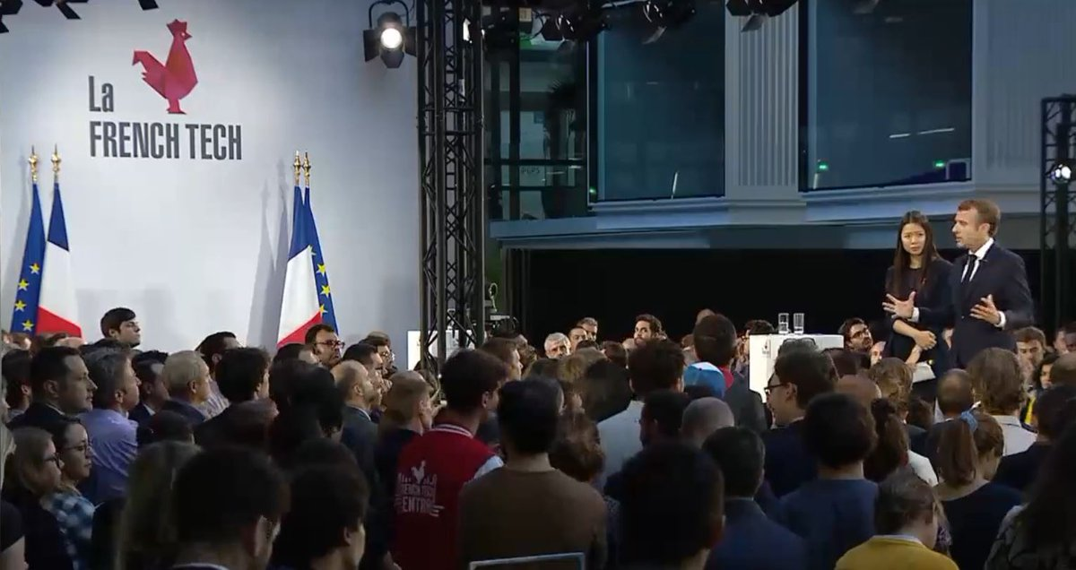 Urssaf Ile De France On Twitter Emmanuelmacron A Stationf