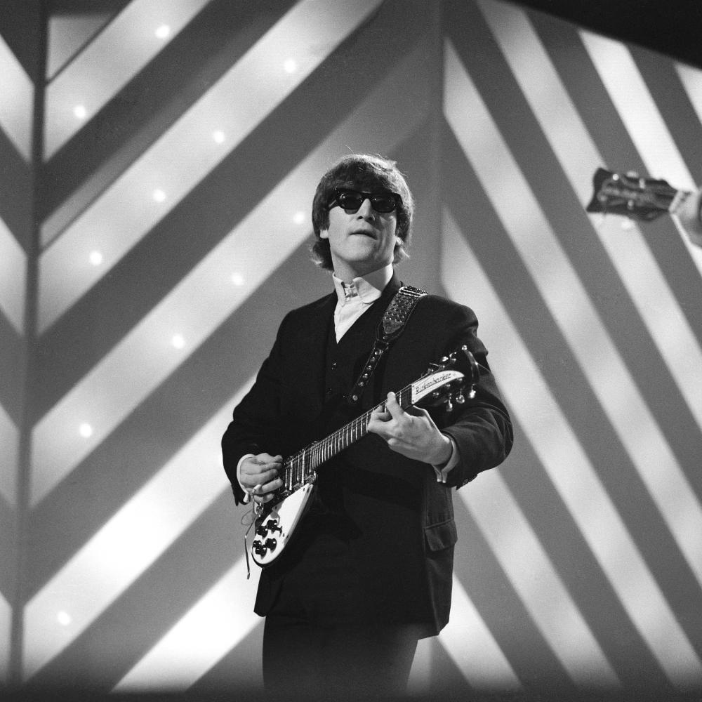 Happy birthday John Lennon. Thank you for the eternal inspiration.
