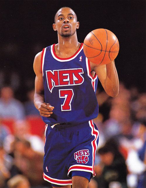 Happy Birthday Kenny Anderson (48 ans) !