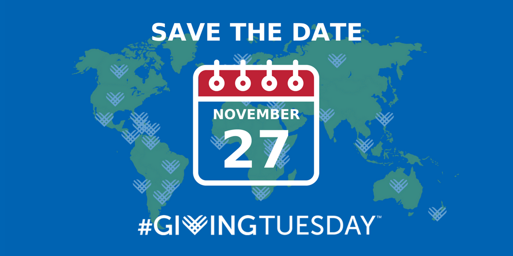 📅 Mark your calendars! 11/27 is #GivingTuesday. How will you give? Learn more ➤ bushhoustonliteracy.org/give/ @GivingTues