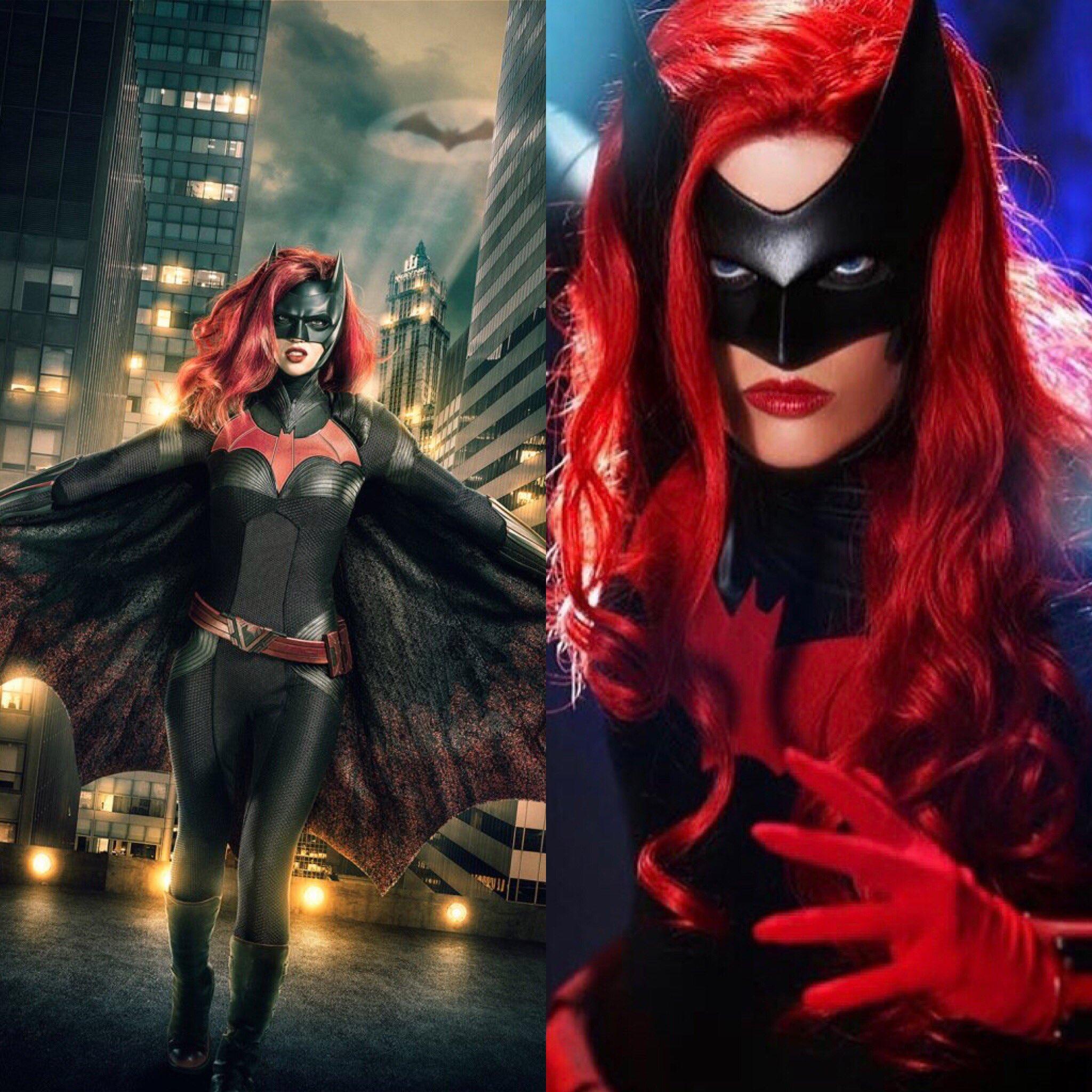 "Batwoman Xxx charlotte stokely inc 🐝 on twitter: ""left : ruby rose"